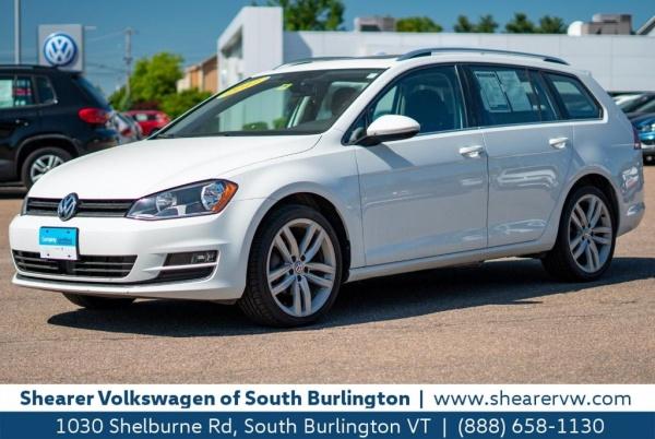 2017 Volkswagen Golf in South Burlington, VT