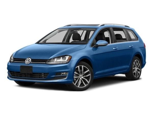 2015 Volkswagen Golf SportWagen TDI SEL