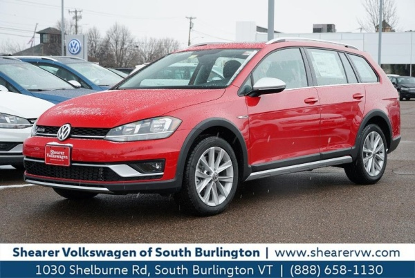 2019 Volkswagen Golf Alltrack in South Burlington, VT