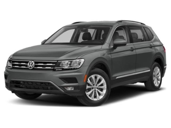 2020 Volkswagen Tiguan in South Burlington, VT