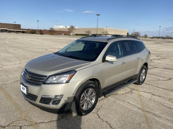 2016 Chevrolet Traverse in Columbus, OH