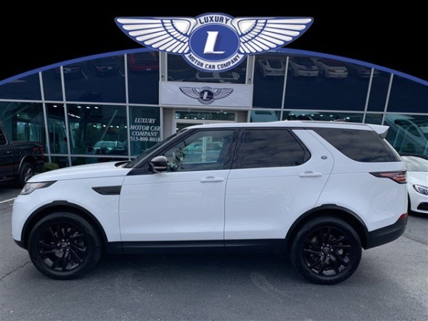 2017 Land Rover Discovery HSE