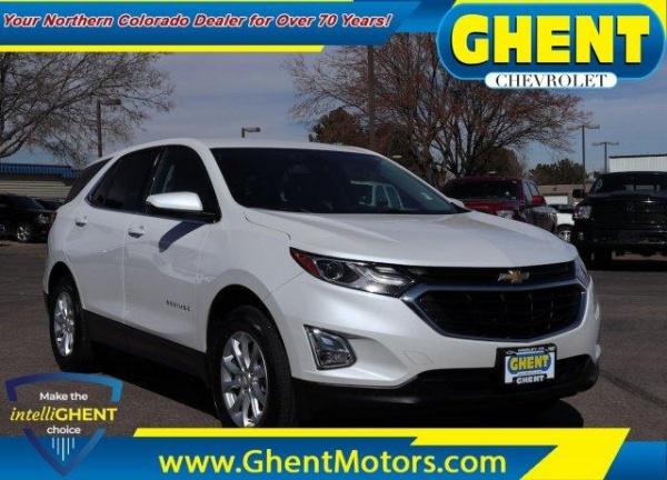 2019 Chevrolet Equinox in Greeley, CO
