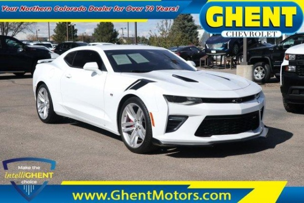 2018 Chevrolet Camaro in Greeley, CO