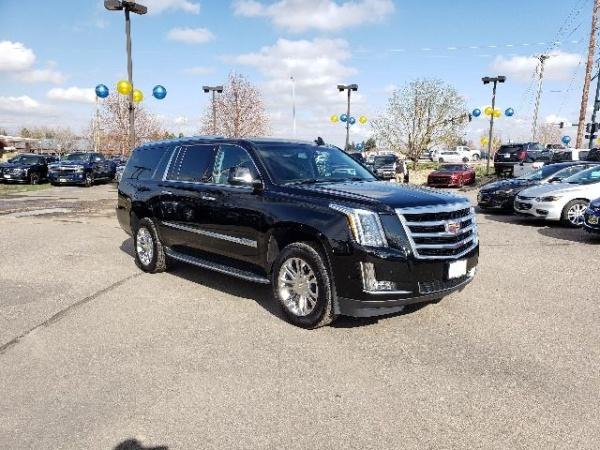 2019 Cadillac Escalade ESV 4WD