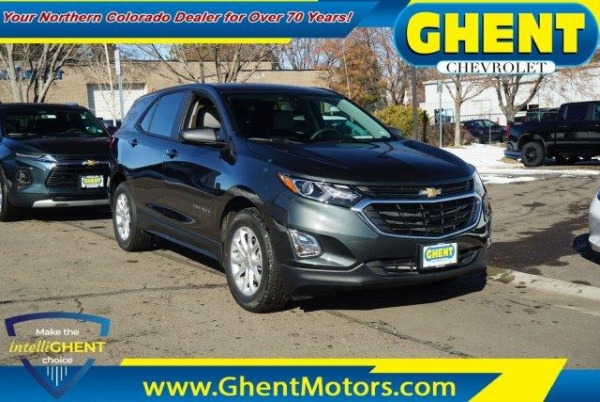 2020 Chevrolet Equinox in Greeley, CO