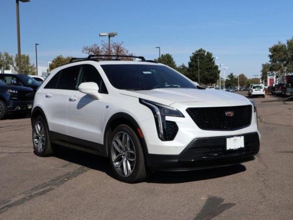 2019 Cadillac XT4 in Greeley, CO