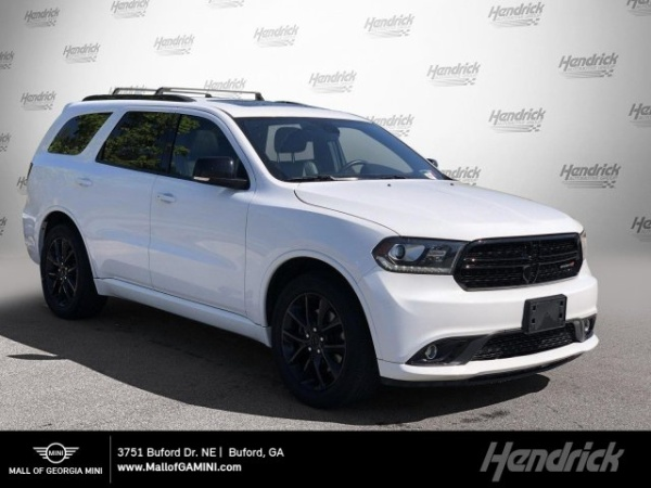 2017 Dodge Durango in Buford, GA