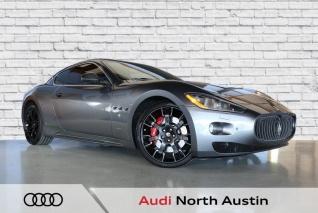 2010 Maserati Granturismo S For In Austin Tx