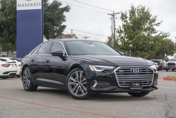 2019 Audi A6 in Austin, TX