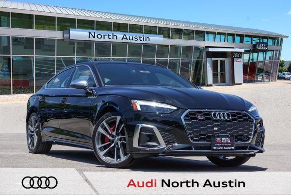 2020 Audi S5
