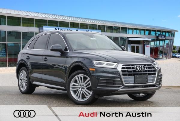 2020 Audi Q5 in Austin, TX