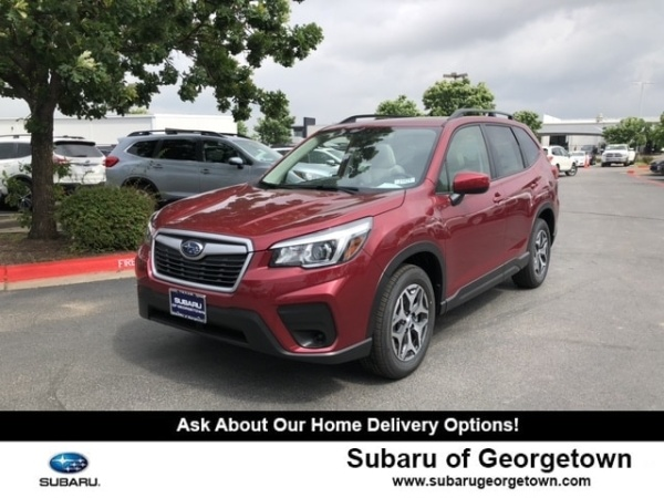 2020 Subaru Forester in Georgetown, TX