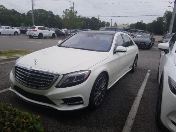 2017 Mercedes-Benz S-Class in Fort Walton Beach, FL
