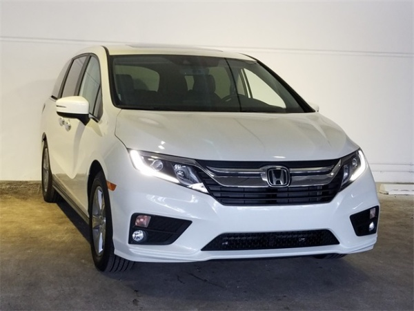 2020 Honda Odyssey in North Miami Beach, FL
