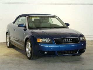 2005 Audi A4 Cabriolet 1 8t Cvt For In North Miami Beach Fl