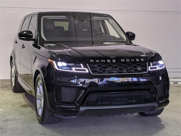 2019 Land Rover Range Rover Sport in North Miami Beach, FL