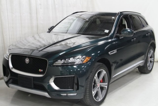 2017 Jaguar F-PACE in Clive, IA