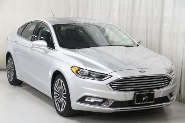 2018 Ford Fusion in Clive, IA