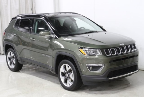 2018 Jeep Compass in Clive, IA