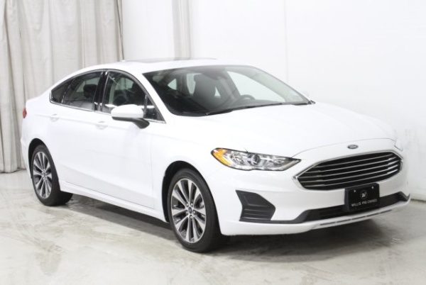 2019 Ford Fusion in Clive, IA