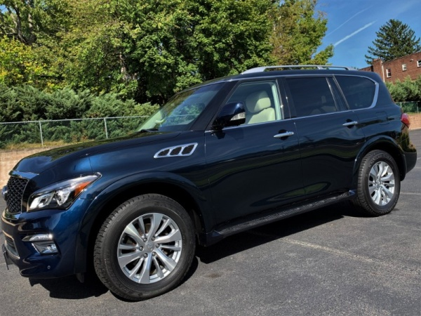 2016 INFINITI QX80 in Woodbury, NJ