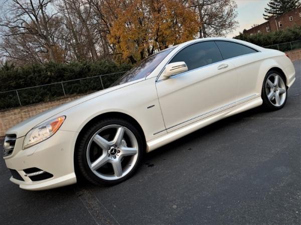 2012 Mercedes-Benz CL in Woodbury, NJ