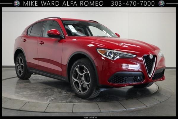 2019 Alfa Romeo Stelvio AWD
