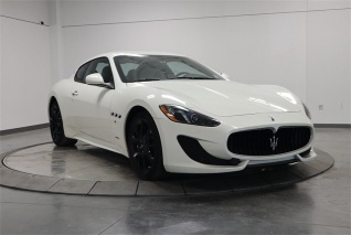 2017 Maserati Granturismo Sport Coupe For In Highlands Ranch Co