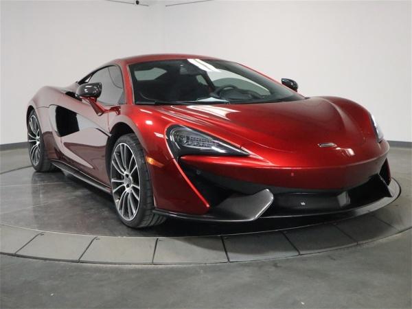 2017 McLaren 570S 570S