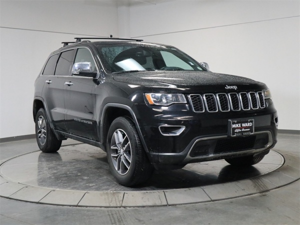 2018 Jeep Grand Cherokee in Highlands Ranch, CO