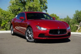 Used Maserati Ghibli For Sale In Denver Co 12 Used Ghibli