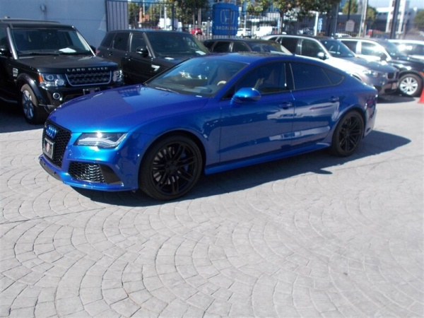 2015 Audi RS 7 in Sherman Oaks, CA