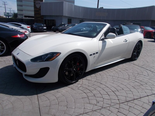 2015 Maserati GranTurismo in Sherman Oaks, CA