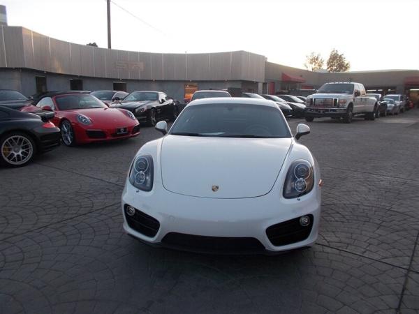 2016 Porsche Cayman in Sherman Oaks, CA