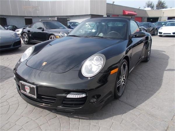 2008 Porsche 911 Turbo Cabriolet For Sale In Sherman Oaks Ca Truecar