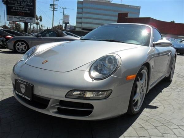 2006 Porsche 911 Carrera S Cabriolet For Sale In Sherman Oaks Ca