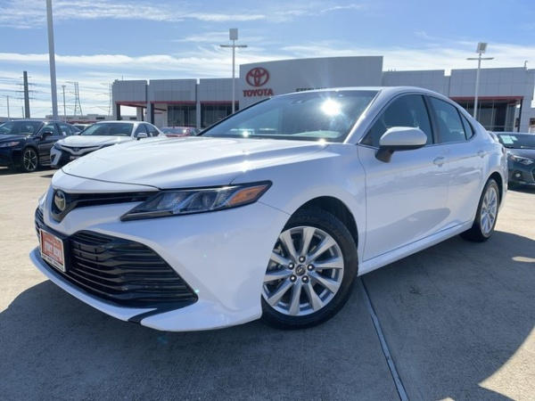 2018 Toyota Camry in Richmond, TX