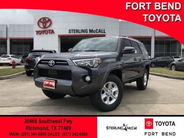 2020 Toyota 4Runner in Richmond, TX