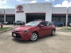 2020 Toyota Corolla LE CVT for Sale in Richmond, TX