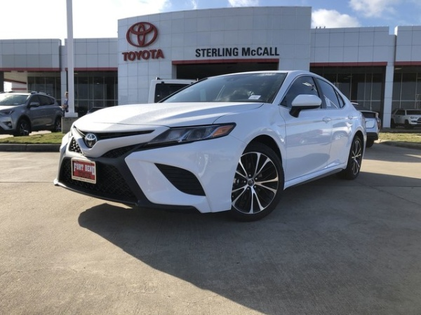 2020 Toyota Camry in Richmond, TX