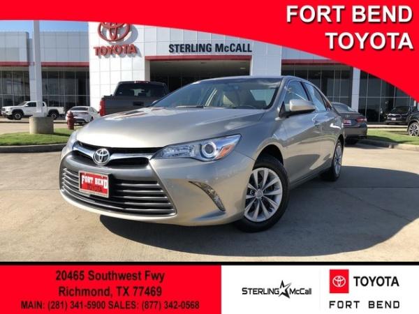2017 Toyota Camry in Richmond, TX