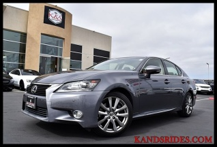 San Diego Lexus >> Used Lexus Gss For Sale In San Diego Ca Truecar