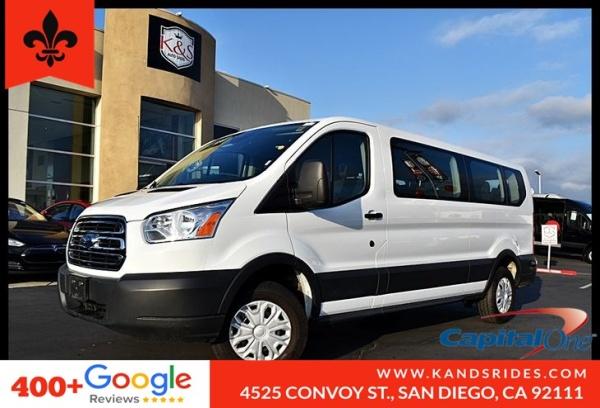 2018 Ford Transit Passenger Wagon in San Diego, CA