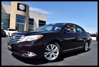 Toyota Of San Diego >> Used Toyota Avalons For Sale In San Diego Ca Truecar