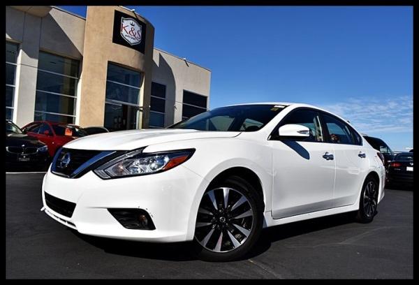 2018 Nissan Altima in San Diego, CA