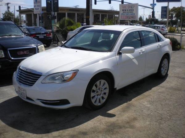 2014 Chrysler 200 in San Diego, CA