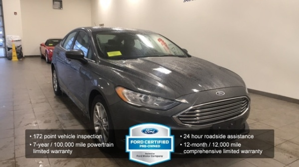 2017 Ford Fusion in Agawam, MA