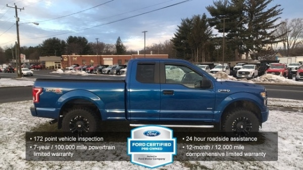 2017 Ford F-150 in Agawam, MA