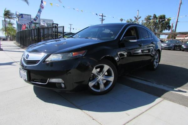 2012 Acura TL w/Advance
